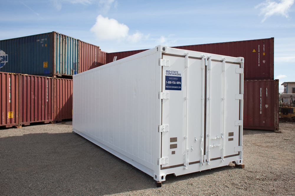 Delicieux ATHERTON Shipping Storage Containers
