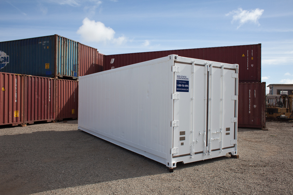 WEST COVINA Shipping Storage Containers