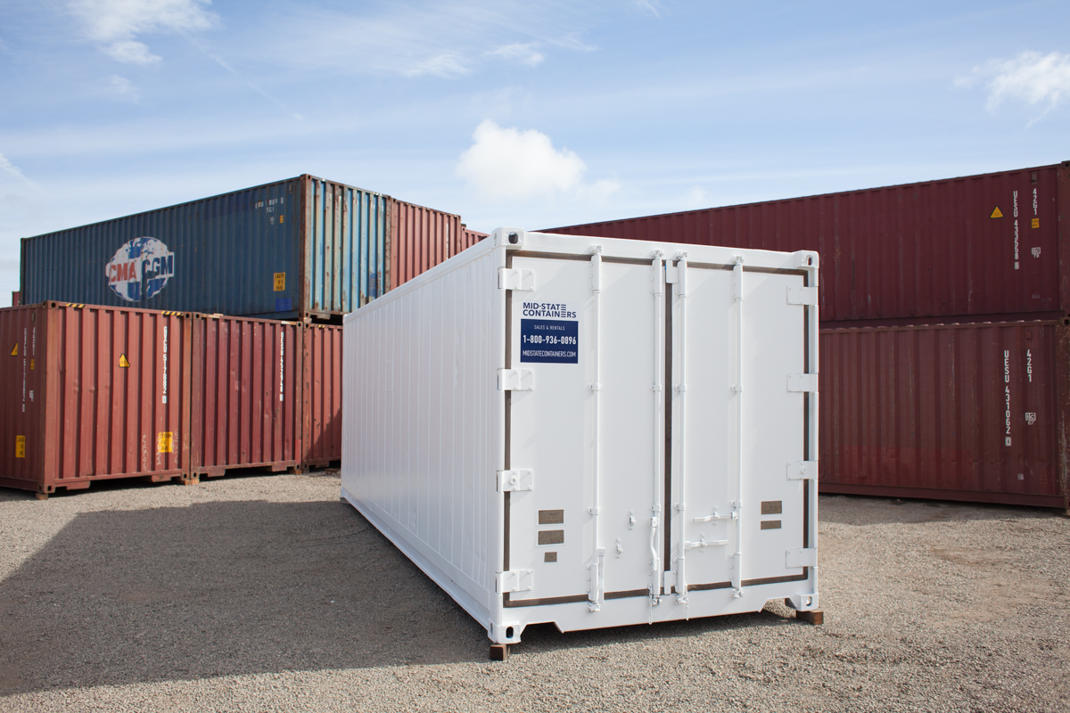 TORRANCE Shipping Storage Containers Midstate Containers