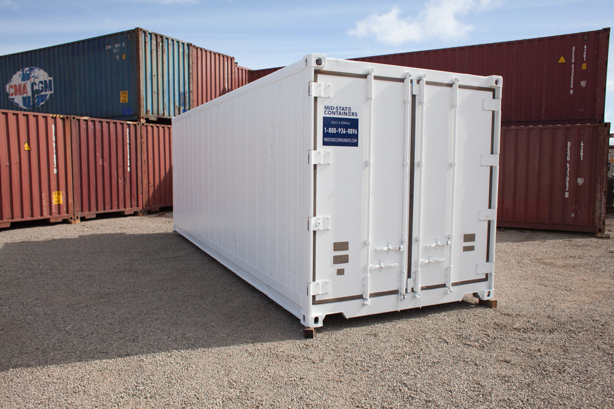 MANTECA Shipping Storage Containers Midstate Containers