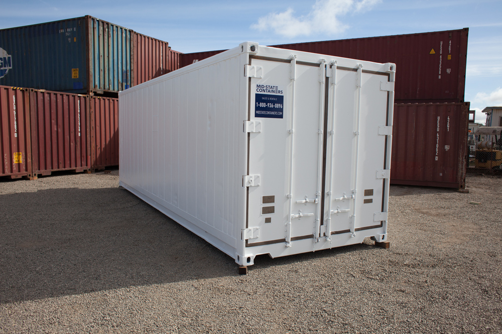 CERES Shipping Storage Containers