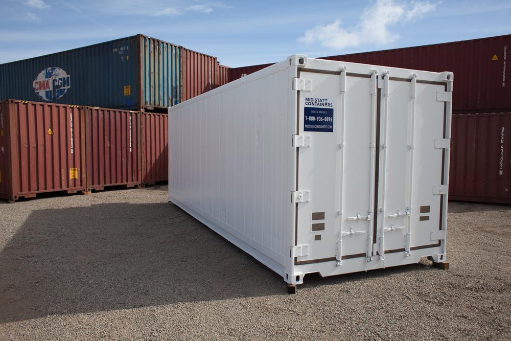 Charmant EL CERRITO Shipping Storage Containers