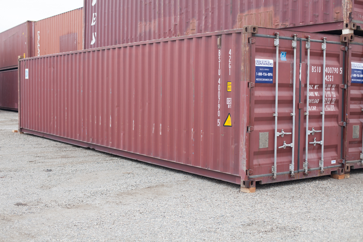 CORCORAN Shipping Storage Containers Midstate Containers