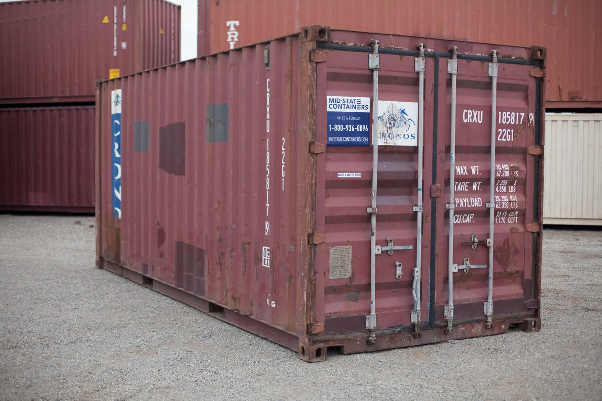 KING CITY Shipping Storage Containers Midstate Containers