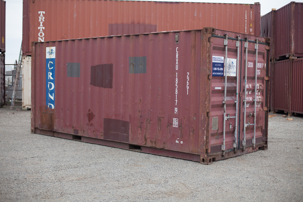 DALY CITY Shipping Storage Containers