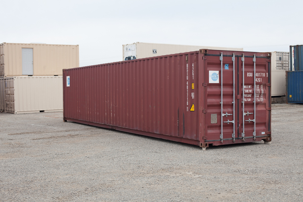 ROSEVILLE Shipping Storage Containers