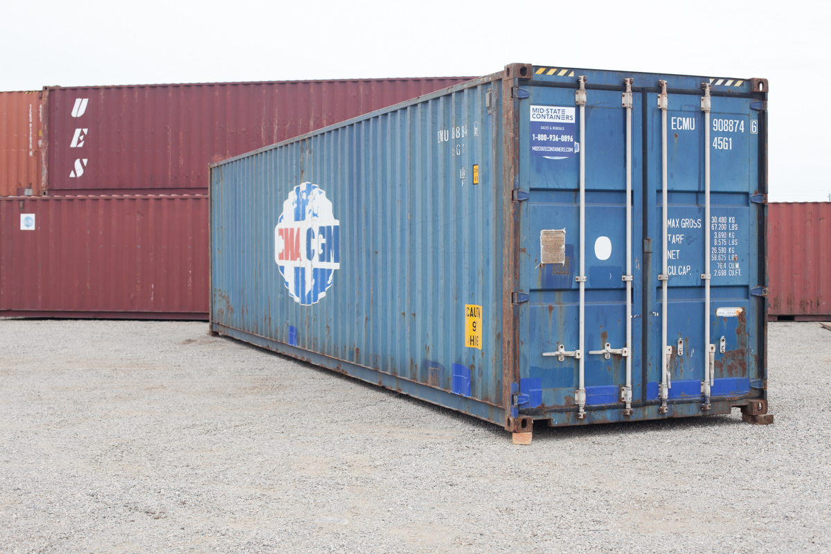 ALBANY Shipping Storage Containers Midstate Containers