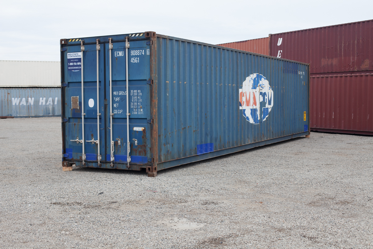 El Centro Shipping Storage Containers Midstate Containers