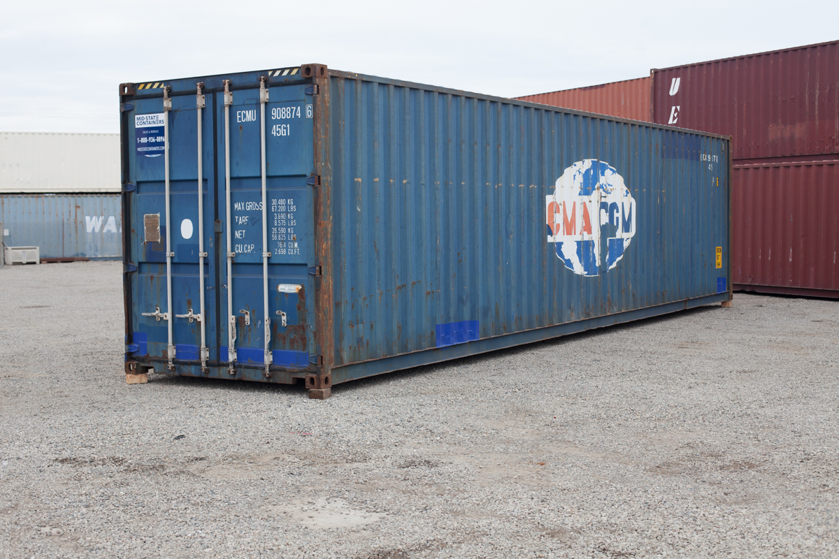YUBA CITY Shipping Storage Containers Midstate Containers