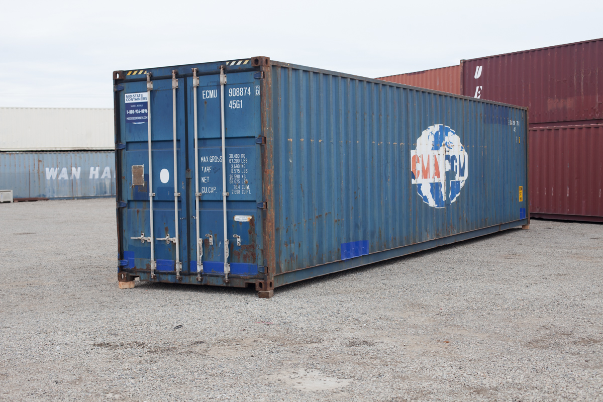 MADERA Shipping Storage Containers Midstate Containers