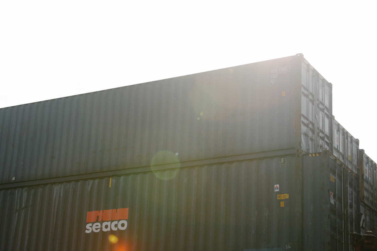 HERMOSA BEACH Shipping Storage Containers Midstate Containers
