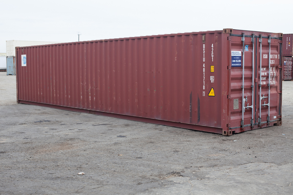 LODI Shipping Storage Containers