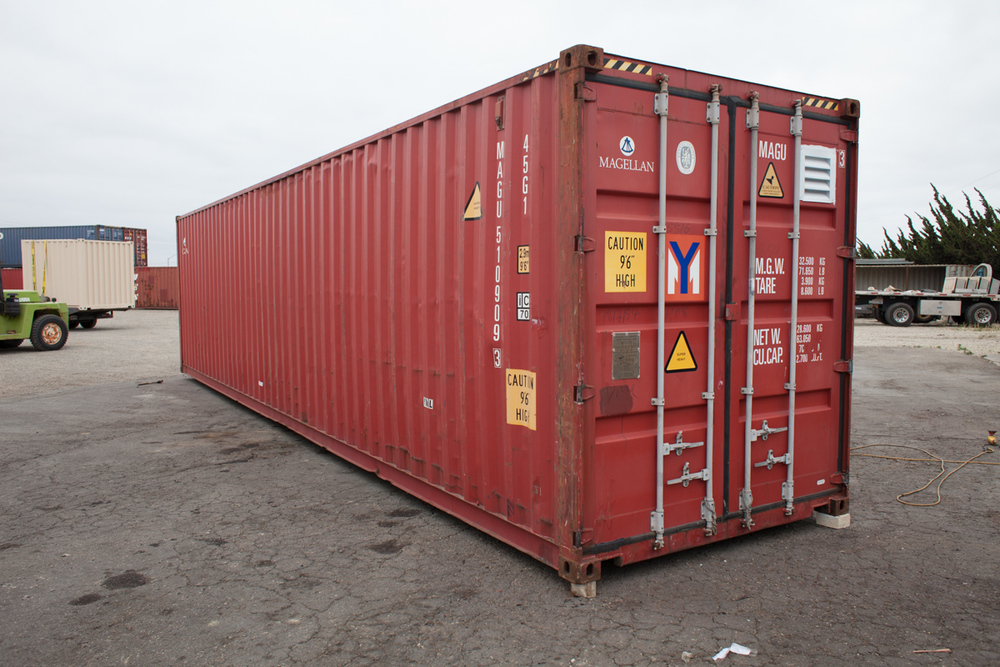 Superbe ALHAMBRA Shipping Storage Containers