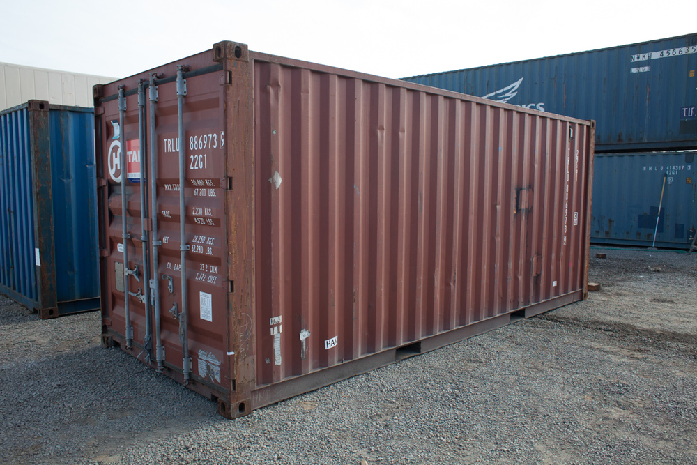 Superieur SEBASTOPOL Shipping Storage Containers