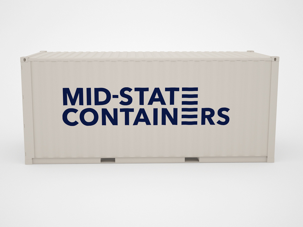 WHITTIER Shipping Storage Containers