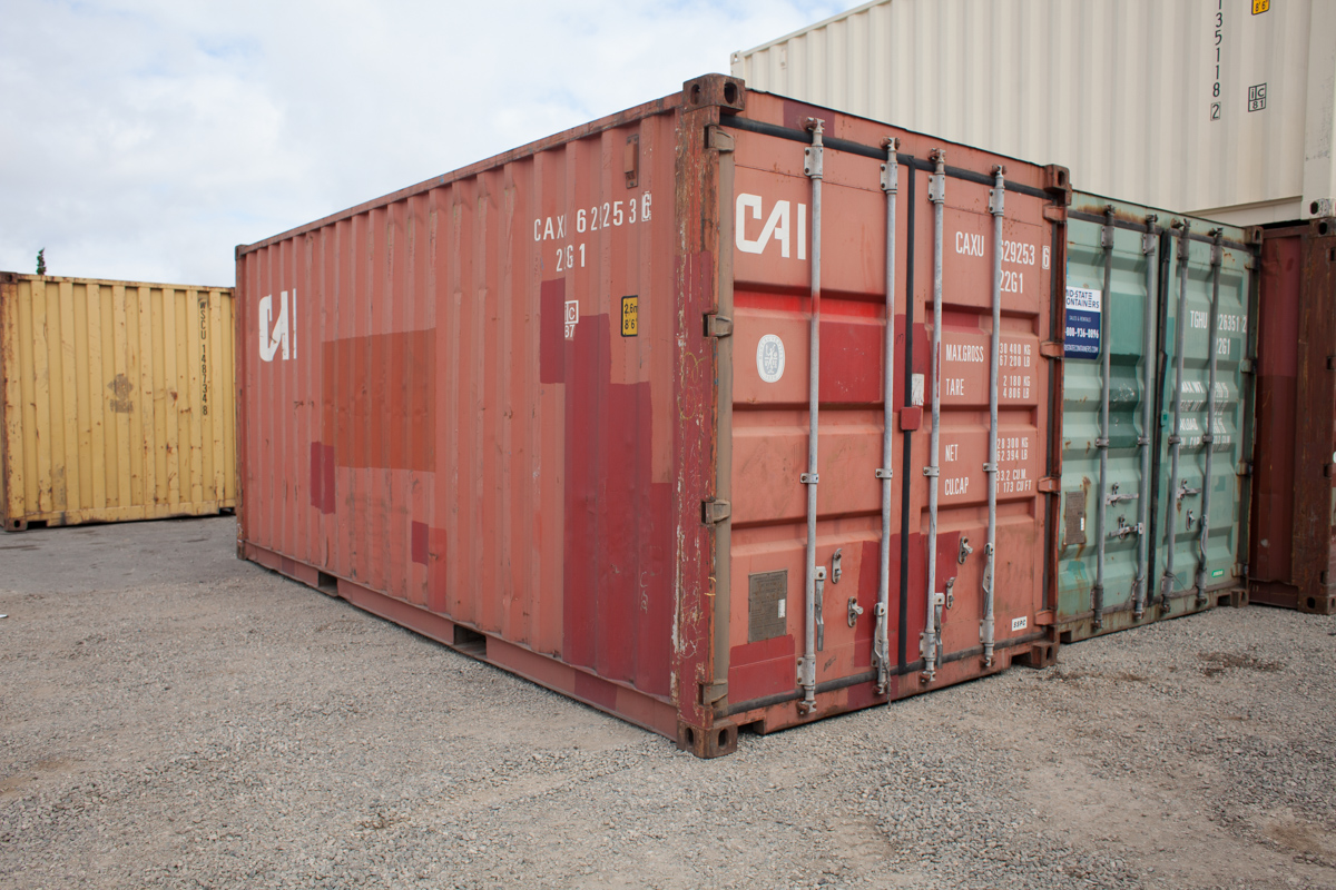 Hanford Shipping Storage Containers Midstate Containers