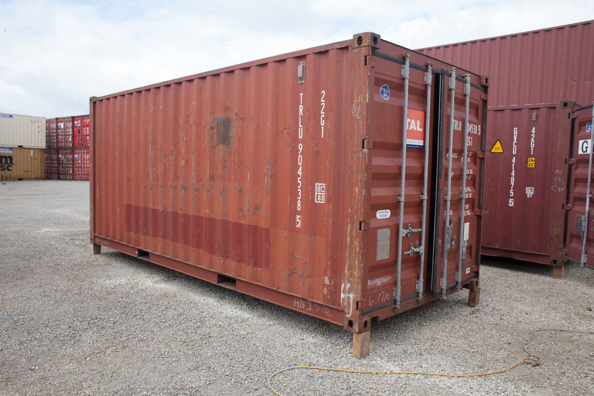 Fort Bragg Shipping Storage Containers Midstate Containers