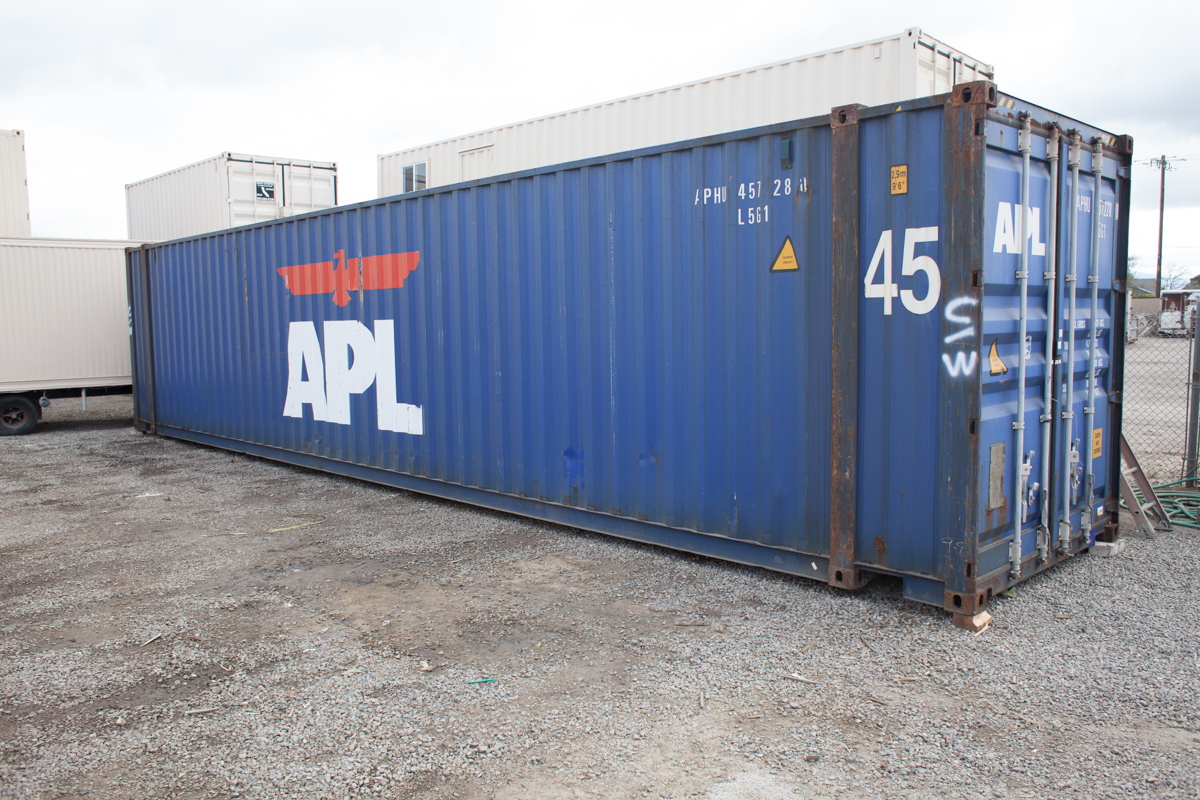 MERCED Shipping Storage Containers Midstate Containers