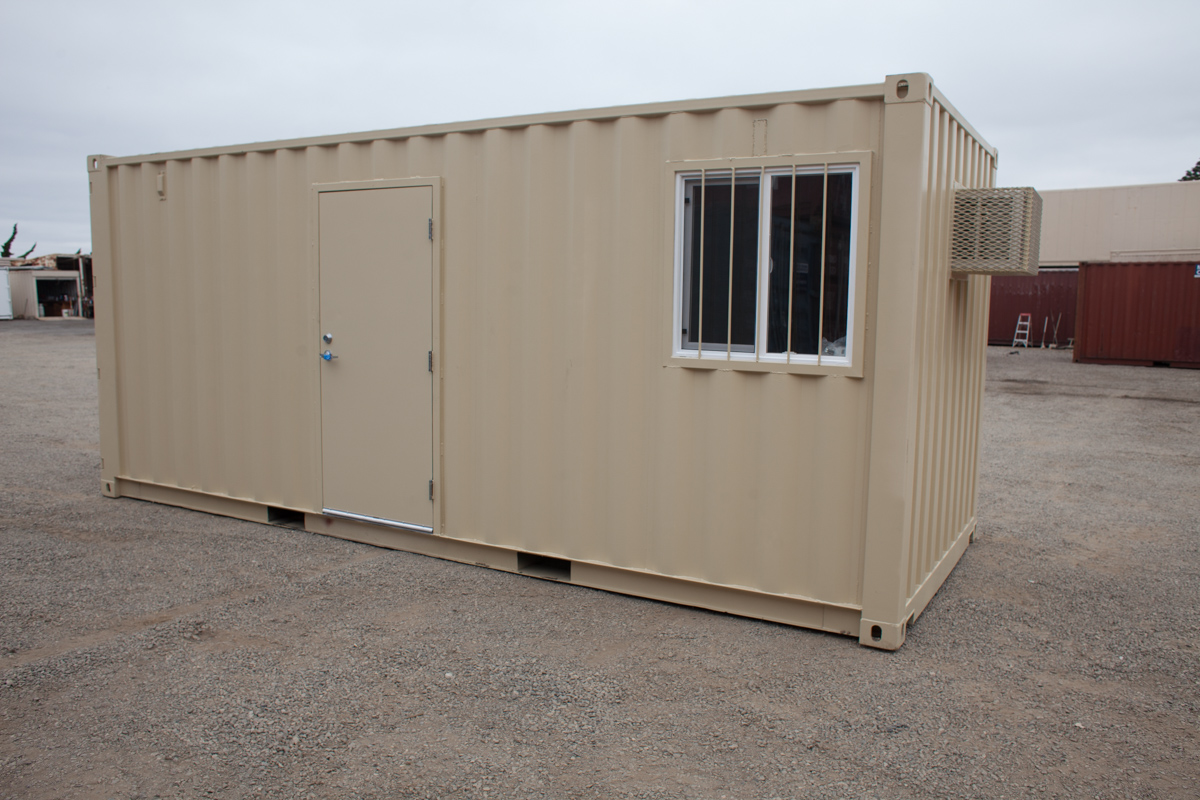 LAKEPORT Shipping Storage Containers — Midstate Containers