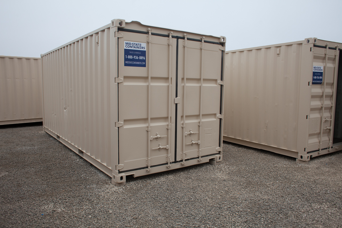 AUBURN Shipping Storage Containers — Midstate Containers