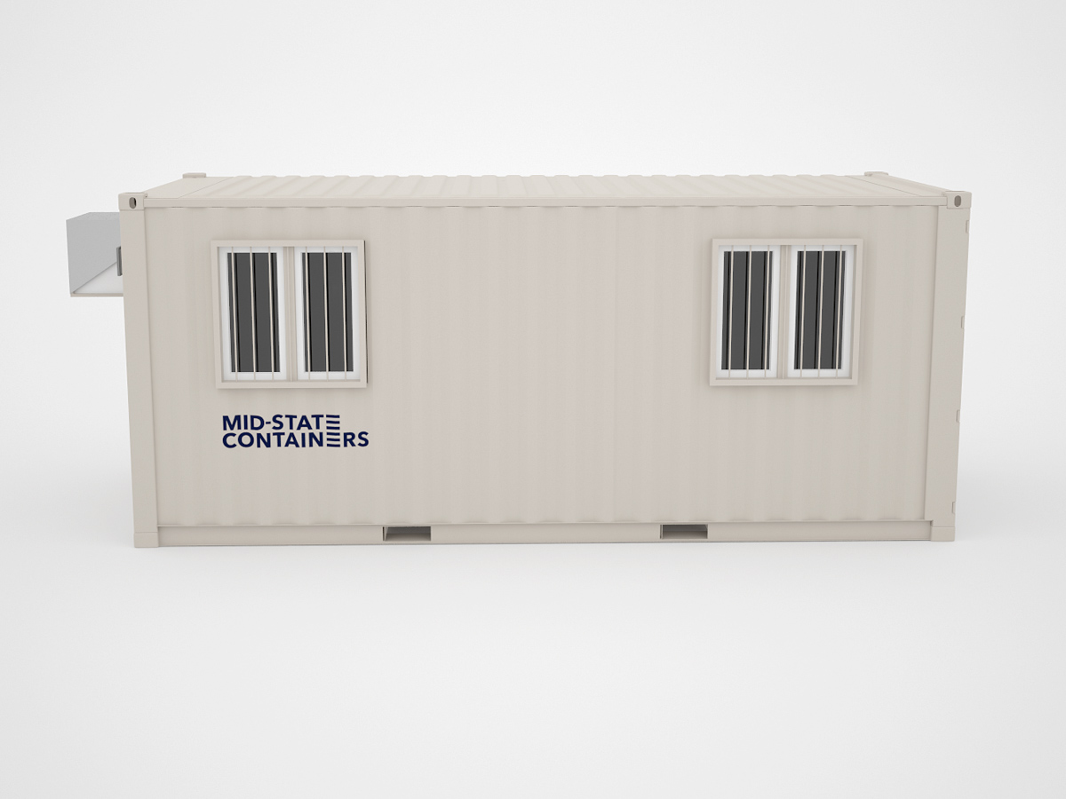 HAYWARD Shipping Storage Containers — Midstate Containers