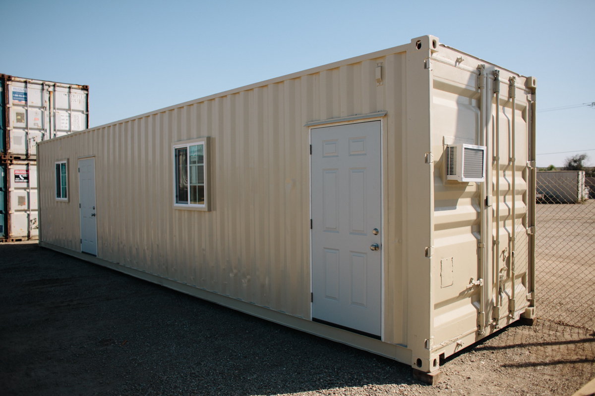 RED BLUFF Shipping Storage Containers — Midstate Containers