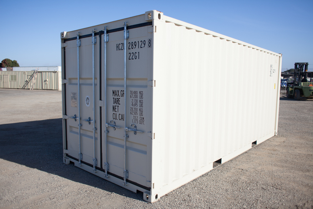 Beau CLOVERDALE Shipping Storage Containers