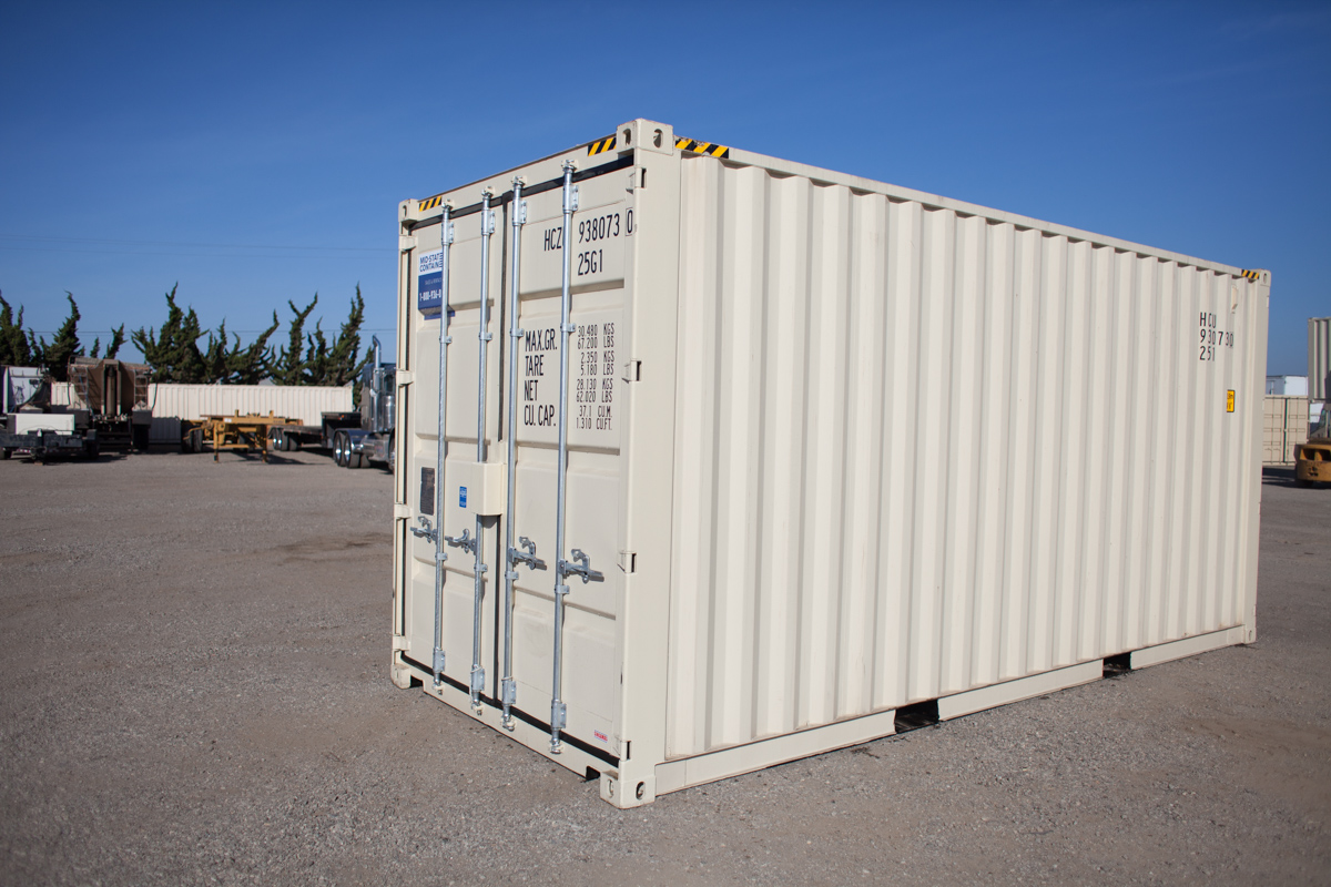 VENTURA Shipping Storage Containers — Midstate Containers