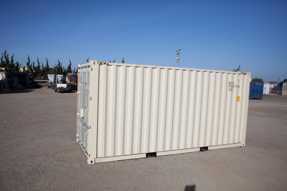 EUREKA Shipping Storage Containers Midstate Containers