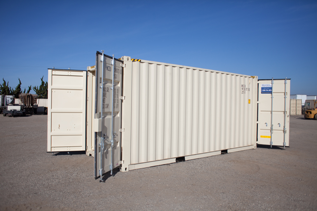 SONORA Shipping Storage Containers — Midstate Containers
