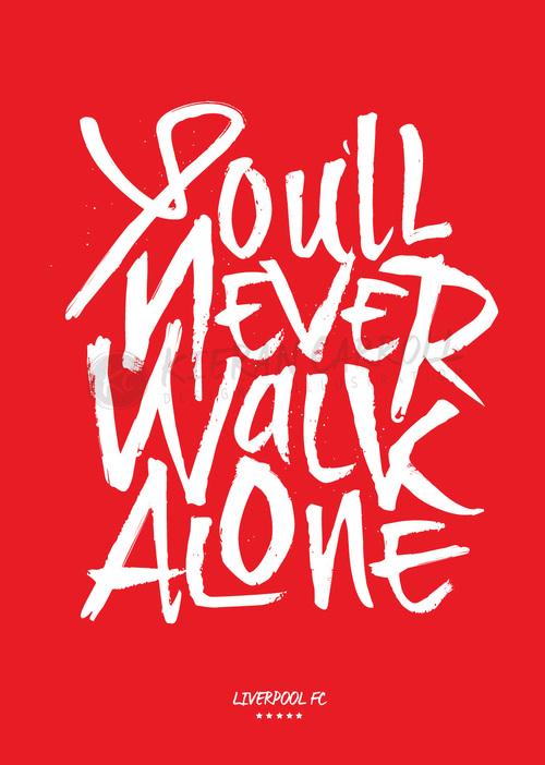 c088fa2ea Liverpool FC -  You ll Never Walk Alone  Song Title — Kieran Carroll ...