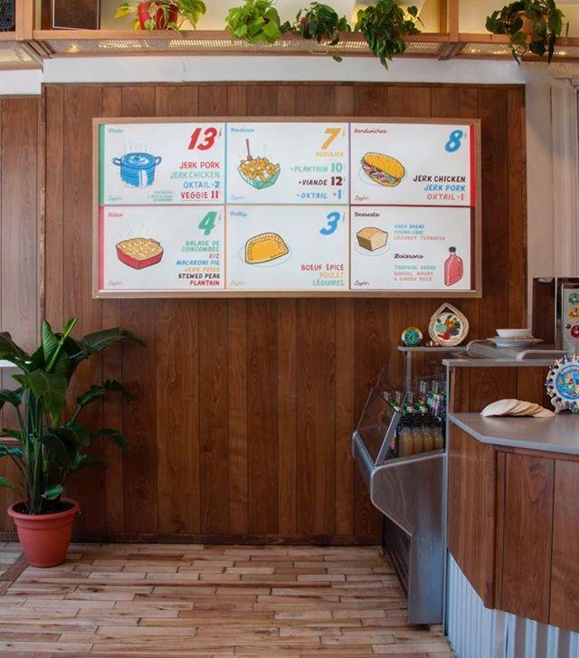 The classics  #lloydies #restaurantdesign #caribbean
