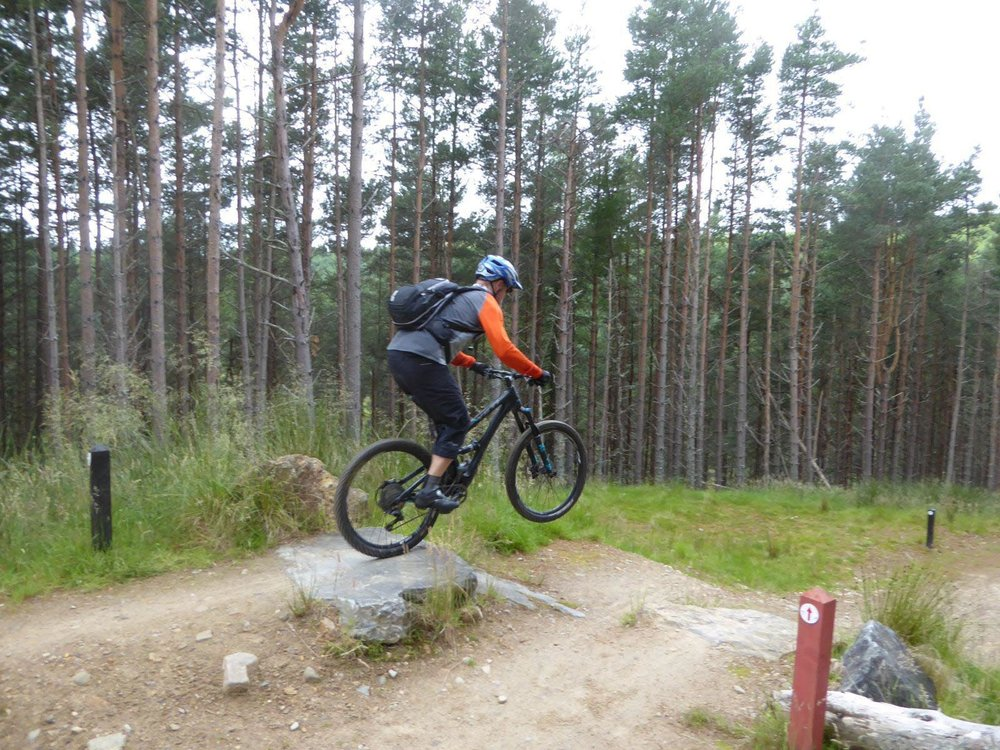 Scotland Mountain Bike Adventure Vida Mtb Series