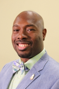 David Julius Ford, Jr., Ph.D., LPC, NCC, ACS, is a second-year professor of Counseling at James Madison University. He has his Ph.D. in Counselor Education and Supervision from Old Dominion University. His research and counseling interests lie in African American male college students, Black Greek life, the LGBTQQIA community, Addictions Counseling, persons affected by HIV/AIDS, and Intersectionality. He is licensed in NC and VA and has memberships in ACA, ALGBTIC, ACES, and AMCD.