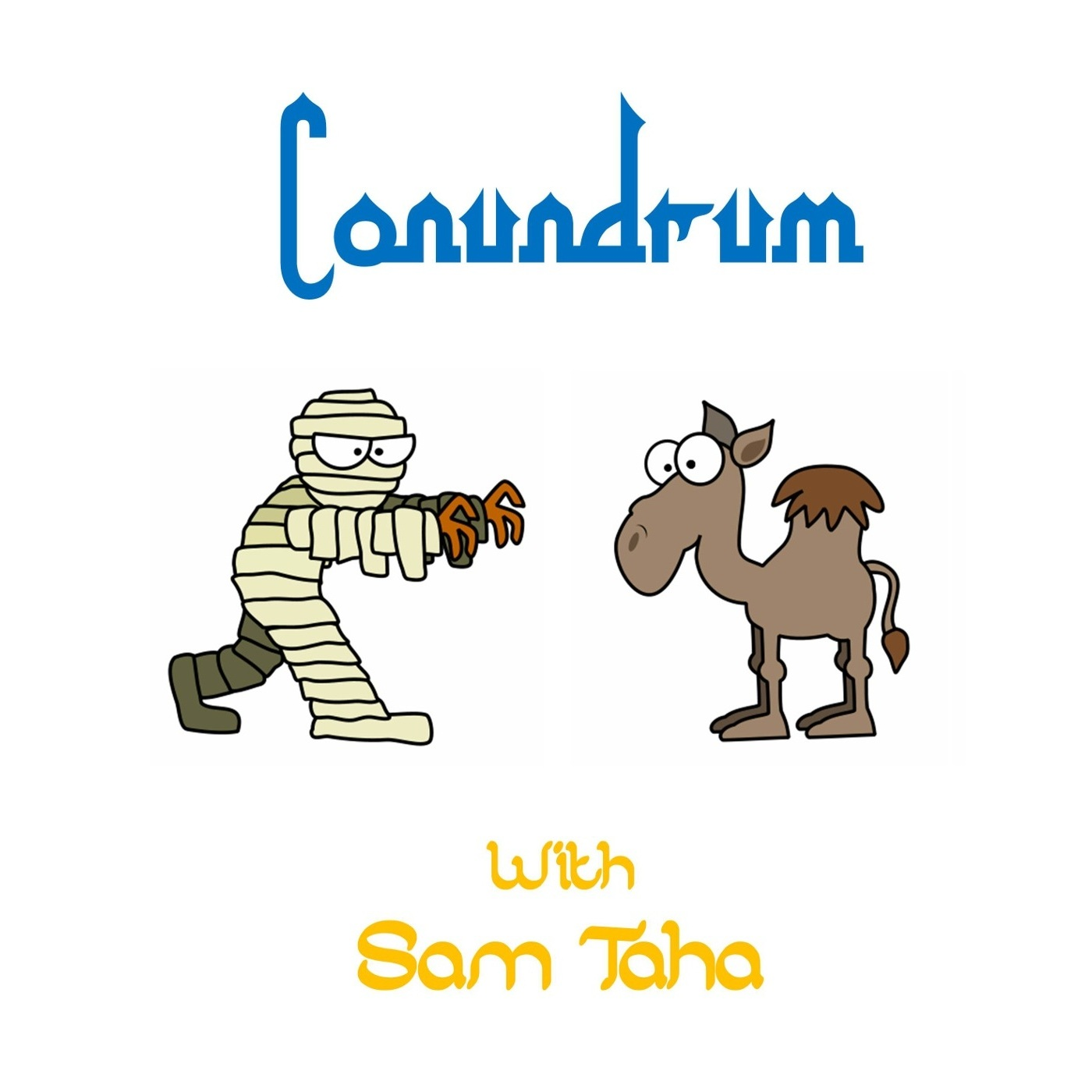 Conundrum Podcast - Sam Taha