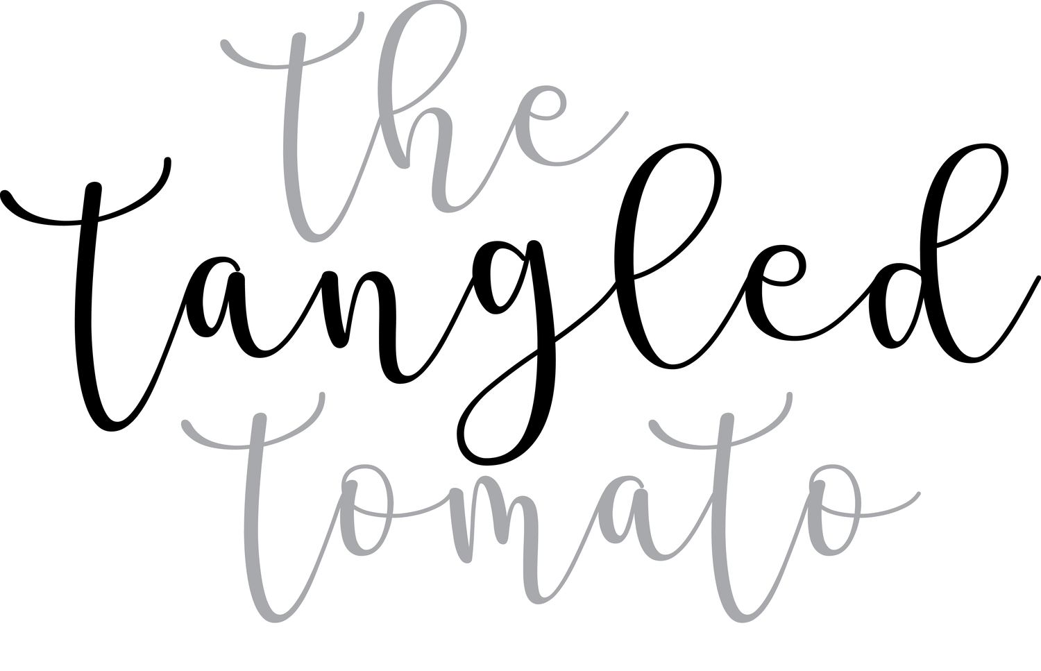 the tangled tomato