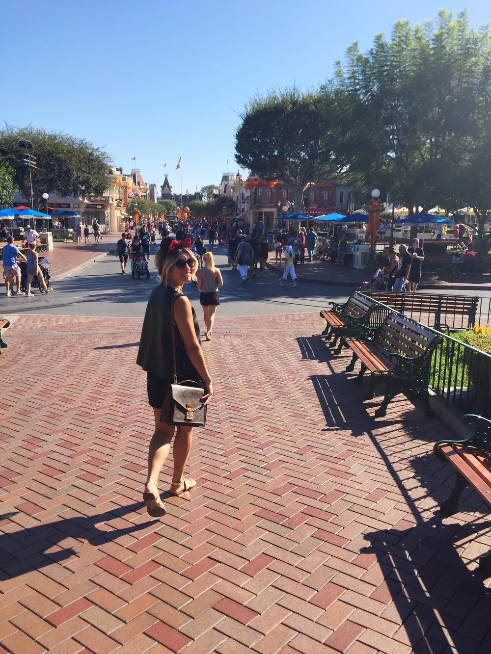 Disneyland : JAC