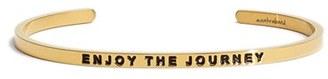 Enjoy The Journey Cuff Mantraband