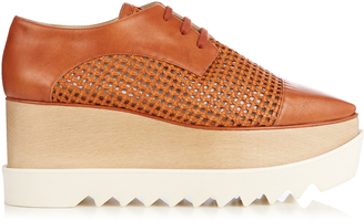 Stella McCartney Platform Oxfords