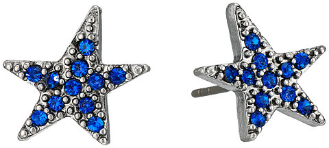 MARC JACOBS STAR EARRINGS