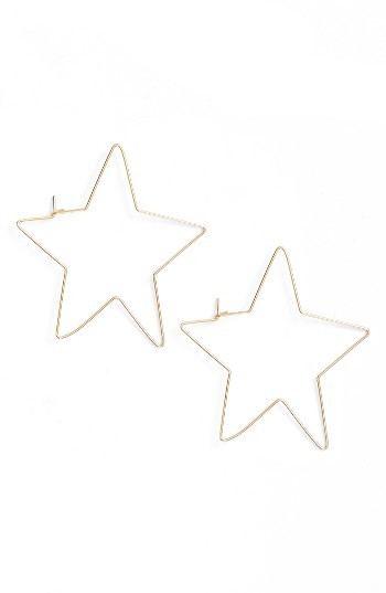 WOMEN'S ETTIKA STAR EARRINGS