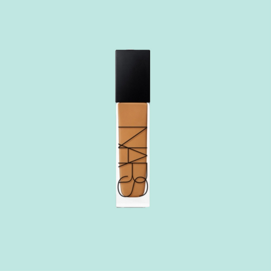 NARS Natural RadiantLongwear Foundation  - I'm loving this foundation more than I thought I would! It really does last a long time, and covers so well. (Wearing color Vallarius)