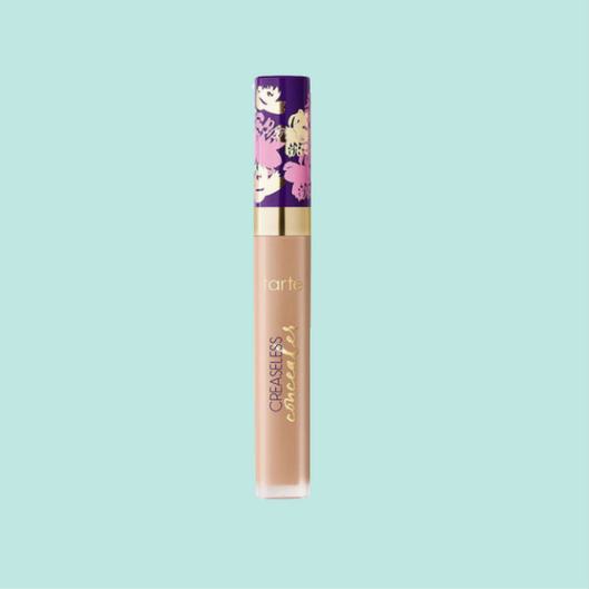 Tarte CreaselessConcealer - I was a fan of Tarte shape tape, but had to take a break due to breaking out from it. I tried other while on my break from Shape Tape, but wasn't able to find something I liked, until this came out! This is a super thick product, but that just means that it works well and a LITTLE goes a long way. I'm liking it so far!