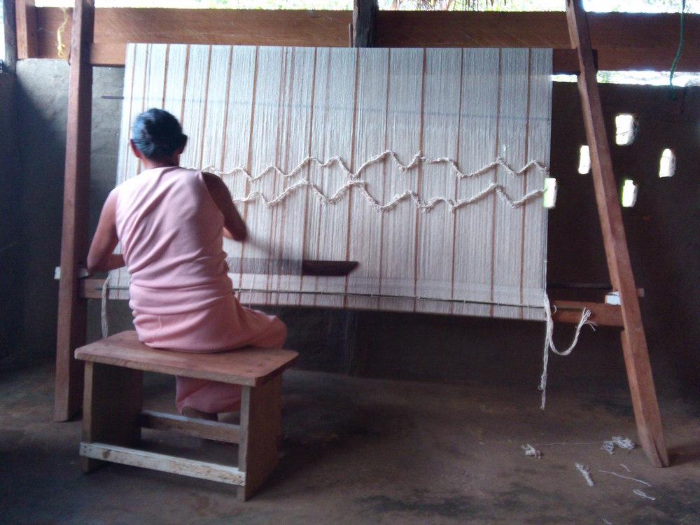Weaving Hammock.JPG