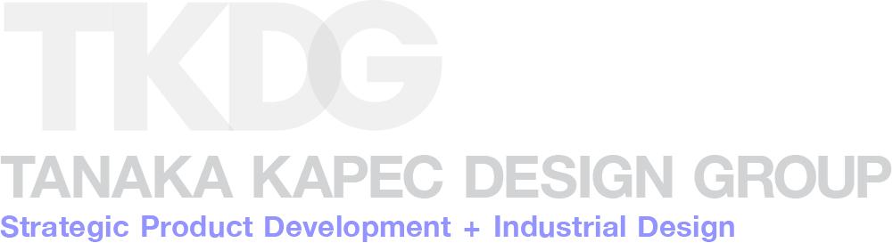 Tanaka kapec design group strategic product development for Strategic design agency