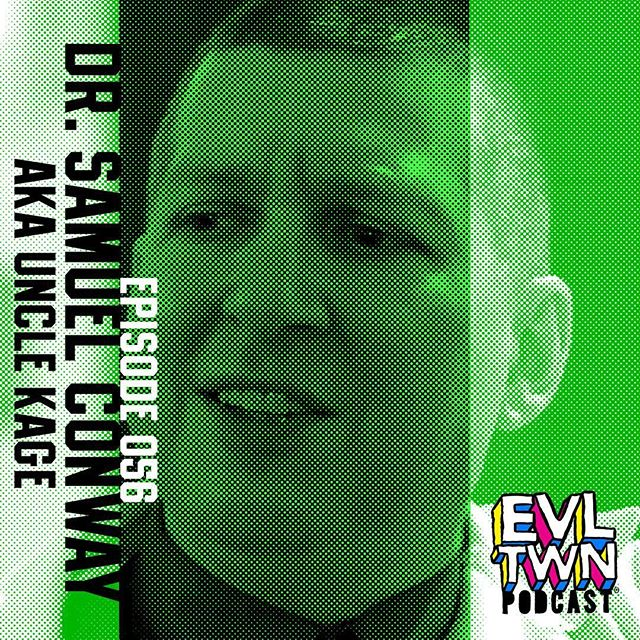 EP 056: #UncleKage  iTunes: http://apple.co/27XPvAa  Stitcher: http://bit.ly/1sVIAHV  #furries #fursuits #EVLTWN