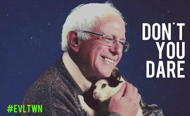 #pussygrab #FeelTheBern #trump #EVLTWN @realDonaldTrump @HillaryClinton @SenSanders