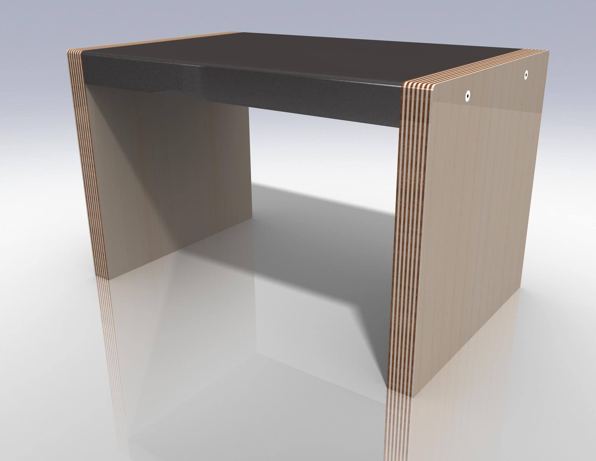 1 night stand iso rendering