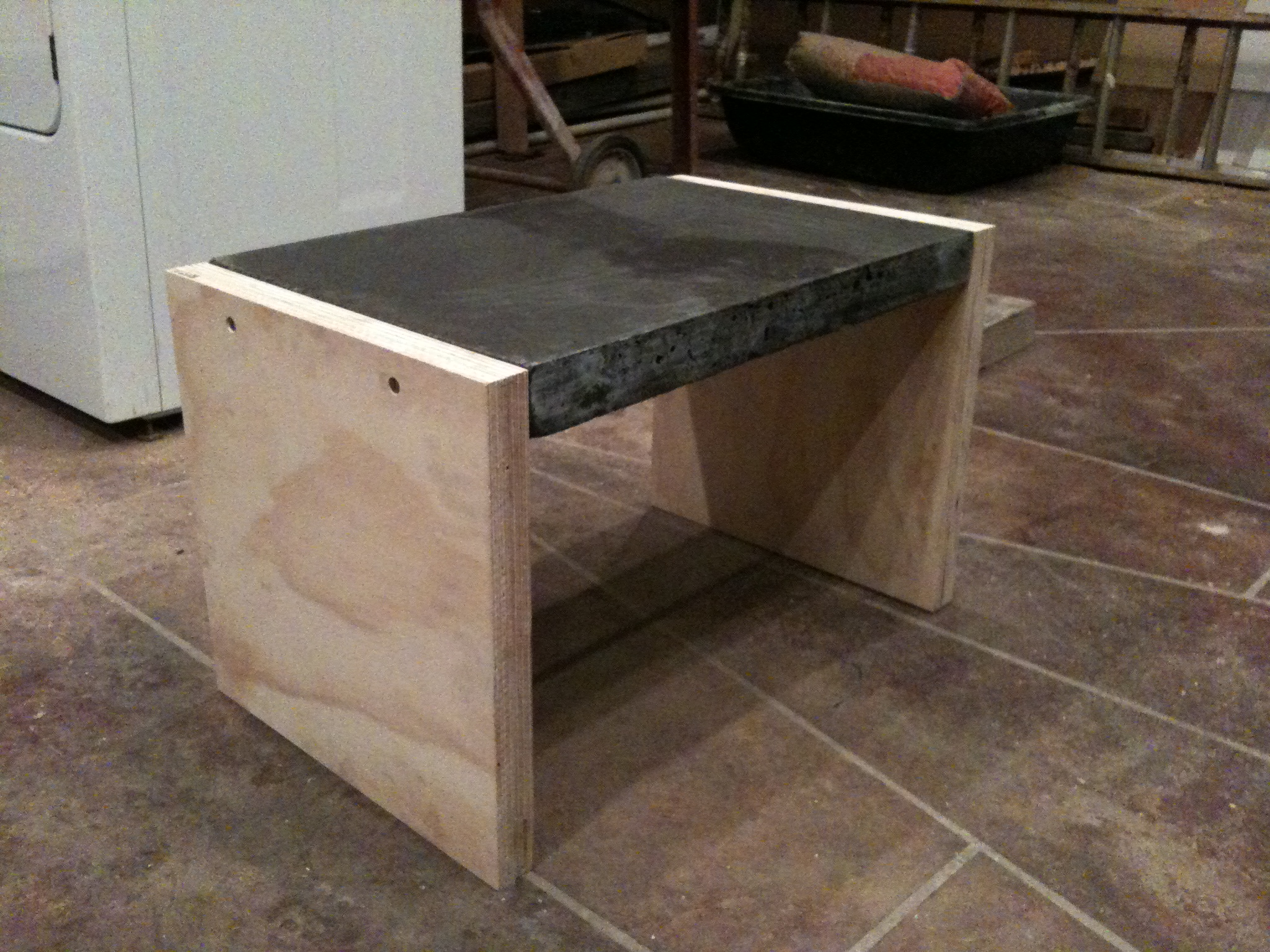 Night stand build photo 1
