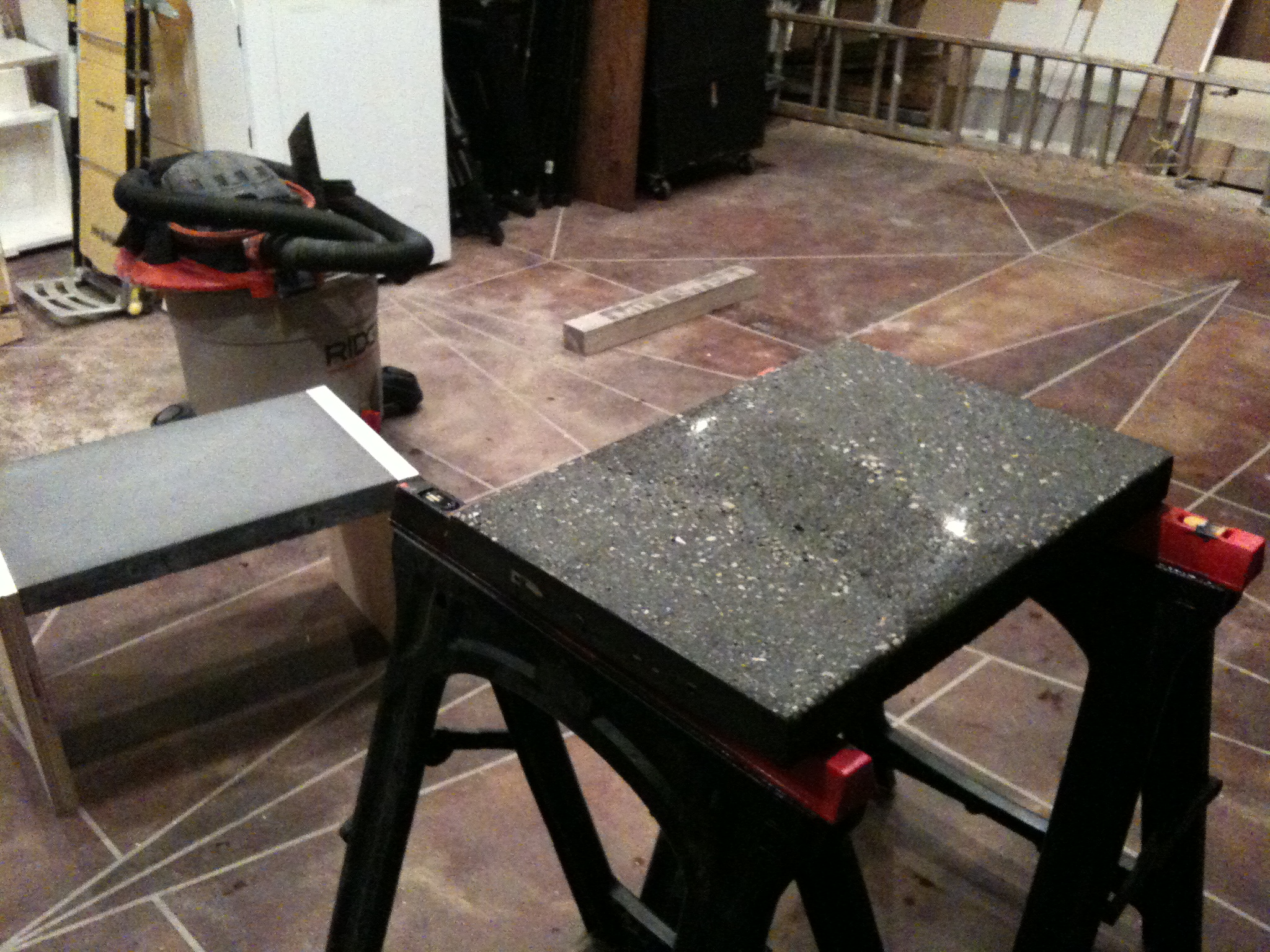 Night stand build photo 2